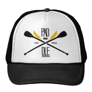 PAD-DLE TRUCKER HAT