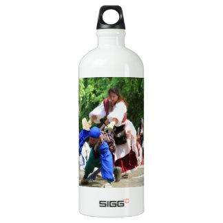 Pad Him Aluminum Water Bottle