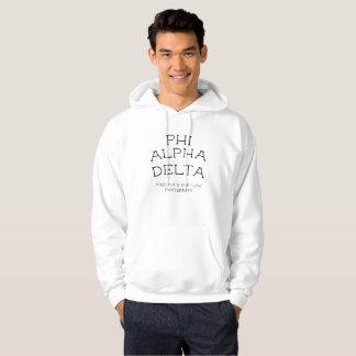 PAD hoodie