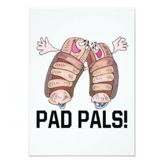 Pad Pals Card