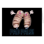 Pad Pals Cards