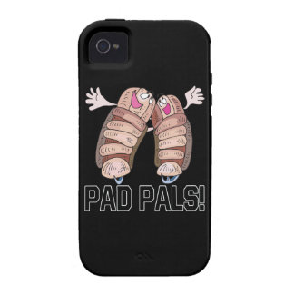 Pad Pals iPhone 4/4S Cover