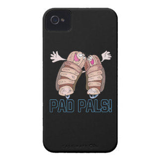 Pad Pals iPhone 4 Case-Mate Cases