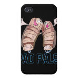 Pad Pals Case For iPhone 4