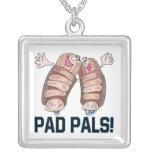 Pad Pals Custom Necklace
