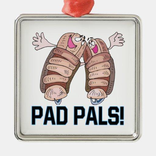 Pad Pals Ornament