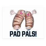 Pad Pals Postcard