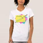Pad & Pen. Tee Shirt