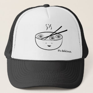 Pad See Ew, It's Delicious! Trucker Hat