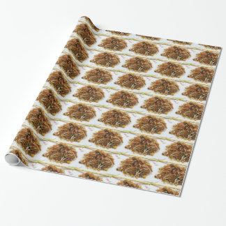 Pad Thai [ผัดไทย] Thailand Street Food Wrapping Paper
