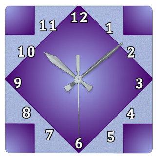 Padalecki Reloj Cuadrado