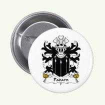 Padarn Family Crest Button
