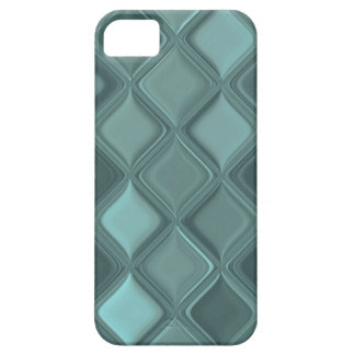 Padded Slate Grey Custom iPhone Covers iPhone SE/5/5s Case