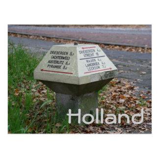 Paddenstoel Postcard