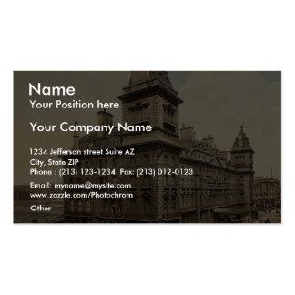 Paddington, Great Western Hotel, London and suburb Business Card