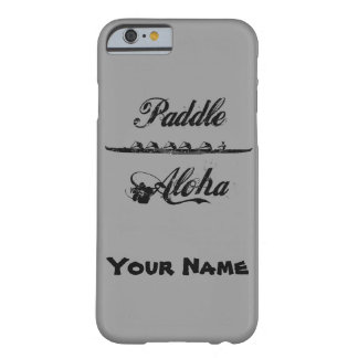 Paddle Aloha Barely There iPhone 6 Case