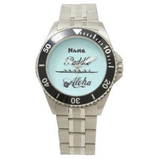 Paddle Aloha Kane Wrist Watch