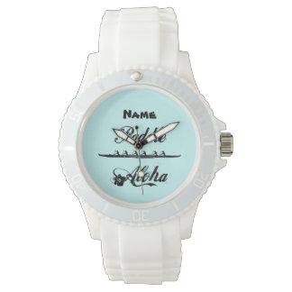 Paddle Aloha Wahine Wrist Watch