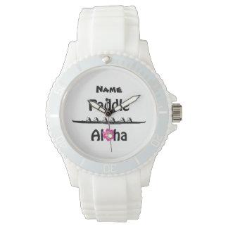 Paddle Aloha Wahine Wristwatch