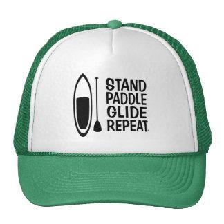 Paddle board hat! trucker hat