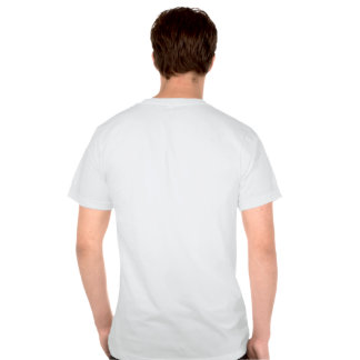 Paddle Boarder Navy T-shirts