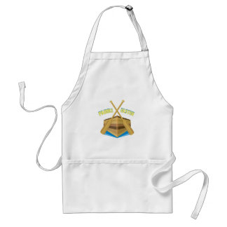 Paddle Faster Adult Apron