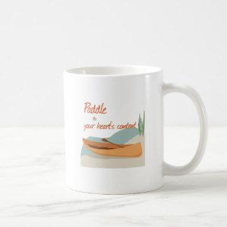 Paddle Hearts Mug