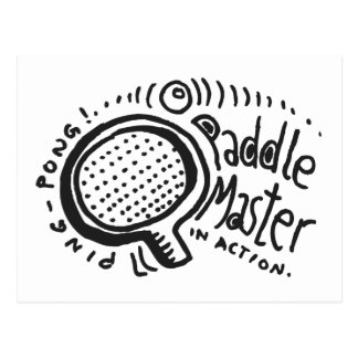 Paddle Master 1 Post Cards