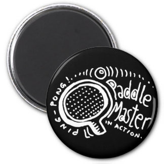 Paddle Master 2 Fridge Magnet