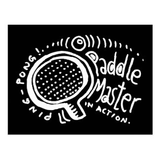 Paddle Master 2 Post Cards