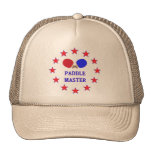 Paddle Master Ping Pong Hats