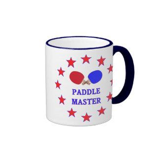 Paddle Master Ping Pong Mugs