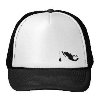 Paddle Mexico Trucker Hat