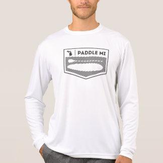 Paddle MI Micro Fiber Michigan L/S T-Shirt