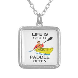 PADDLE OFTEN NECKLACES