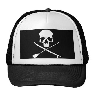 Paddle or Death Trucker Hat