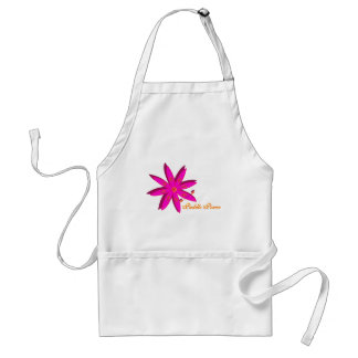 Paddle Power (Pink) Adult Apron