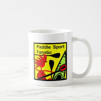 Paddle Sport Fanatic Fun Coffee Mugs