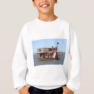 Paddle steamer, Australia Sweatshirt