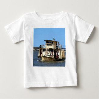 Paddle steamer, Goolwa, Australia Baby T-Shirt