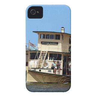 Paddle steamer, Goolwa, Australia iPhone 4 Cover