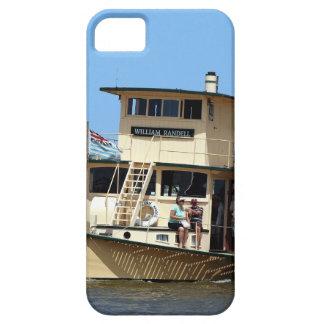 Paddle steamer, Goolwa, Australia iPhone SE/5/5s Case
