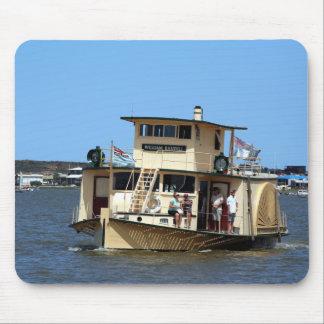 Paddle steamer, Goolwa, Australia Mouse Pad