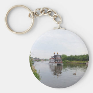 Paddle Steamer Southern Comfort Key Chain