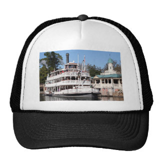 Paddle steamer, USA Trucker Hat
