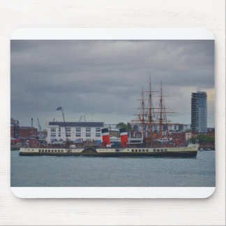 Paddle Steamer Waverley Mouse Pad