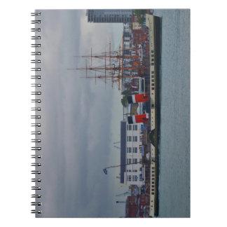 Paddle Steamer Waverley Notebook