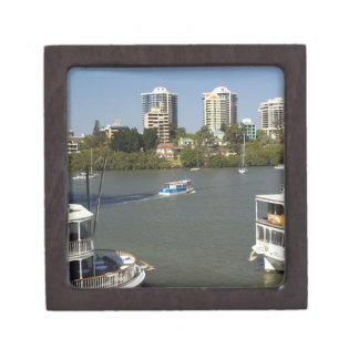 Paddle Steamers, Brisbane River, Brisbane, Gift Box