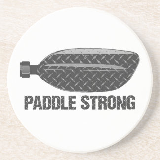 Paddle Strong Drink Coaster