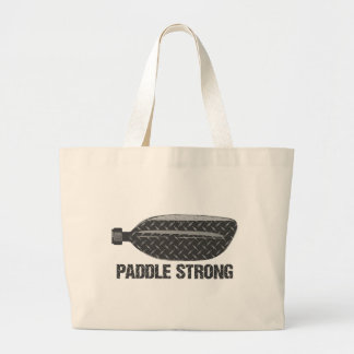 Paddle Strong Large Tote Bag